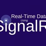 SignalR ASPNET MVC